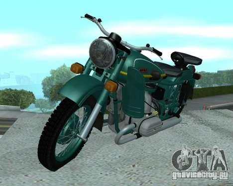 Урал М-67 для GTA San Andreas