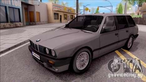 BMW 3-er E30 Touring для GTA San Andreas