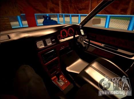 Toyota Chaser JZX 100 для GTA San Andreas