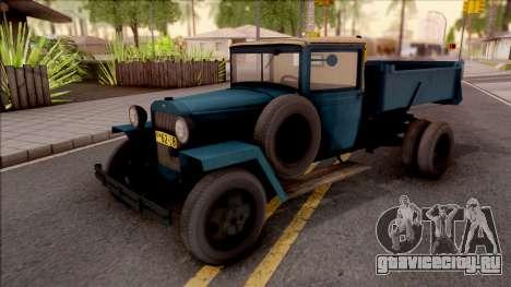 ГАЗ-410 1946 IVF для GTA San Andreas