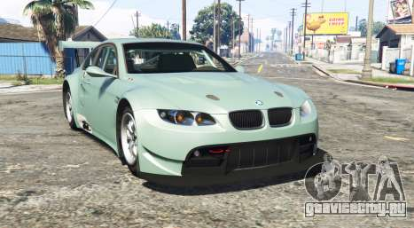 BMW M3 GT2 (E92) [replace] для GTA 5