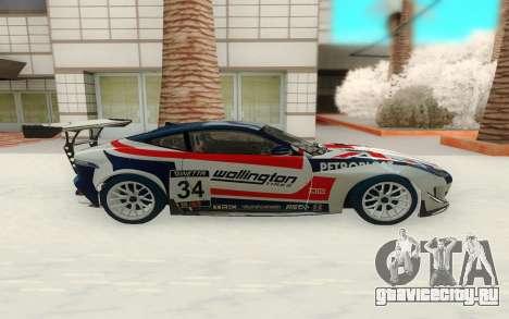 Jaguar CX16 для GTA San Andreas