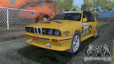 BMW M3 E30 1986 v2 для GTA San Andreas