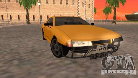 New Elegy the Korch для GTA San Andreas