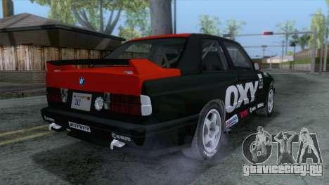BMW M3 E30 1986 v1 для GTA San Andreas