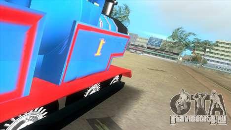 Thomas The Train для GTA Vice City