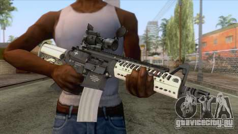 M4 Assault Rifle для GTA San Andreas