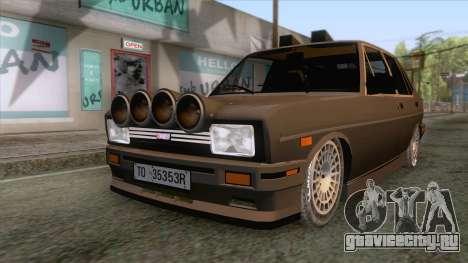 Tofas 131 Rallye v1 для GTA San Andreas