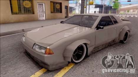 Elegy Drift Low Poly для GTA San Andreas