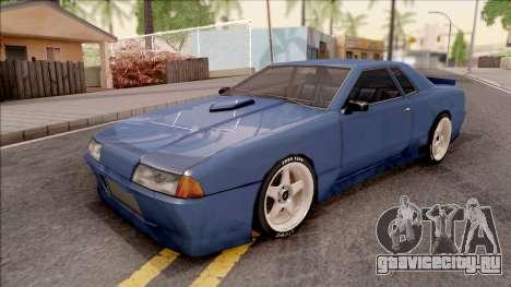 Elegy Racing V10 для GTA San Andreas
