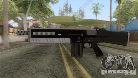 GTA 5 - Assault Shotgun для GTA San Andreas