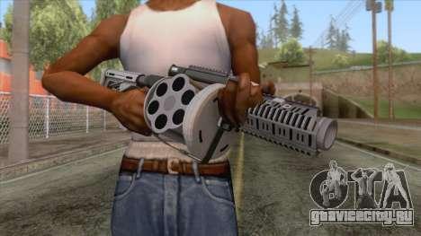 GTA 5 - Grenade Launcher для GTA San Andreas