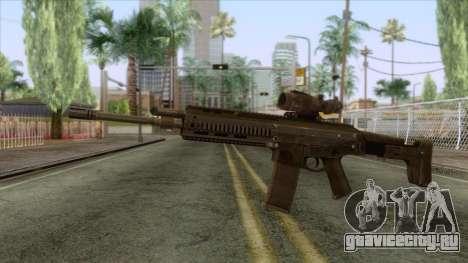 ACR Assault Rifle для GTA San Andreas