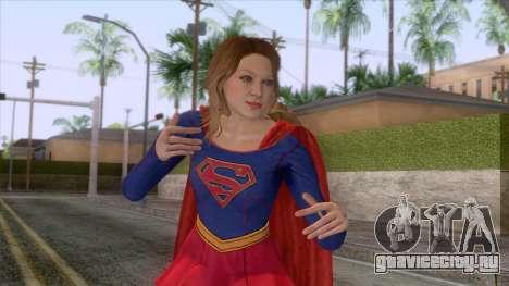 Injustice 2 - SuperGirl CW для GTA San Andreas