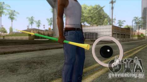 Dragon Ball - Sour Weapon для GTA San Andreas