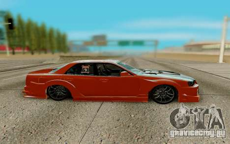 Nissan Skyline R34 Ura для GTA San Andreas вид слева