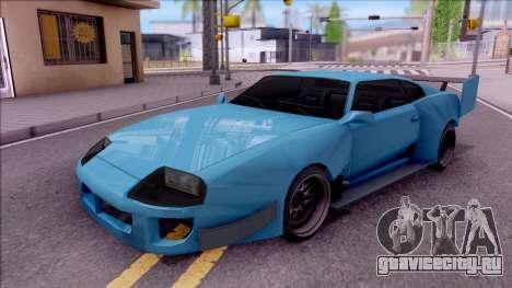 Jester LM Edition Beta для GTA San Andreas