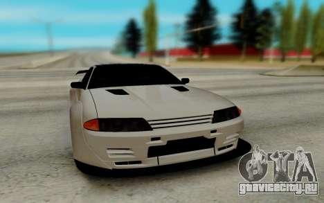 Nissan Skyline GTR для GTA San Andreas