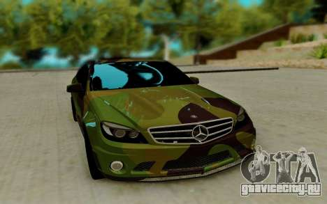 Brabus 600 для GTA San Andreas