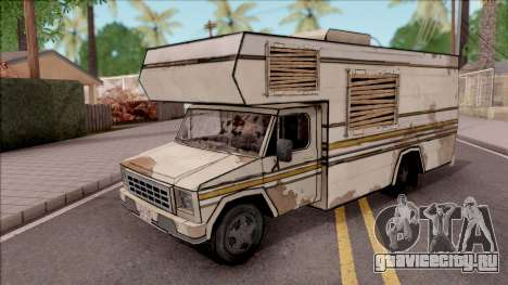 Trailer The Walking Dead The Game для GTA San Andreas