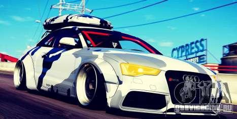 Audi RS5 Libertywalk для GTA 5