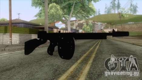 GTA 5 - Gusemberg Sweeper для GTA San Andreas