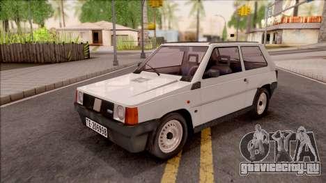 Fiat Panda Supernova IVF для GTA San Andreas