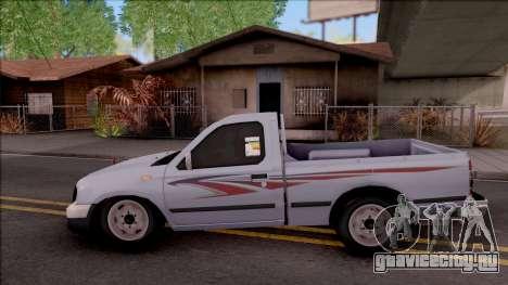Nissan Ddsen 2015 для GTA San Andreas