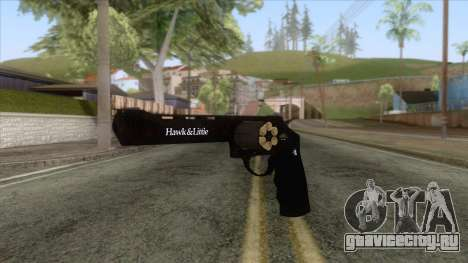 GTA 5 - Heavy Revolver для GTA San Andreas