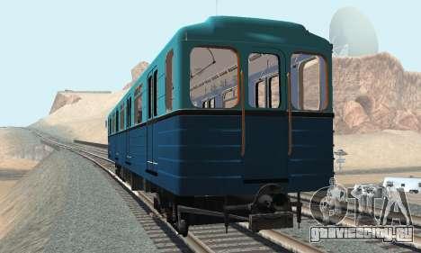 Вагон типа Еж АРС-МП для GTA San Andreas