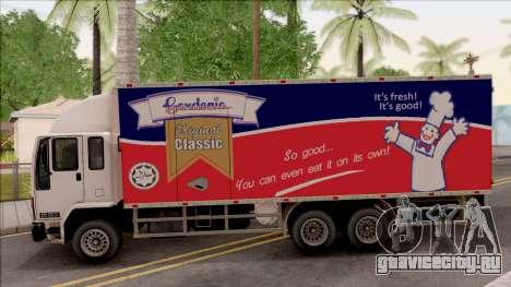DFT-30 Box Gardenia Bakeries для GTA San Andreas