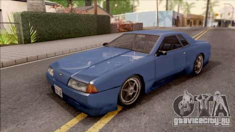 New Elegy Tunable для GTA San Andreas
