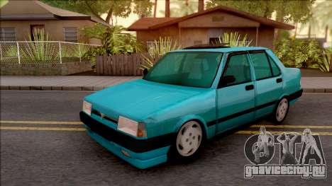 Tofas Dogan SLX BK для GTA San Andreas