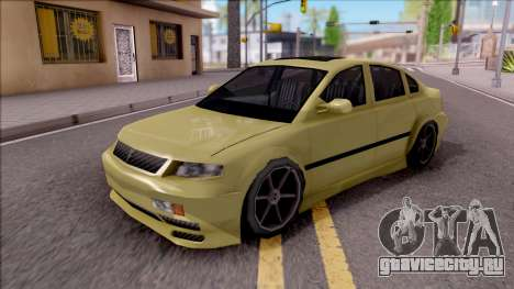 Emu from Midnight Club II для GTA San Andreas