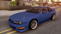 Nissan Silvia S14 1998 Kouki Aero для GTA San Andreas
