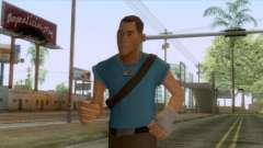 Team Fortress 2 - Scout Skin v1 для GTA San Andreas