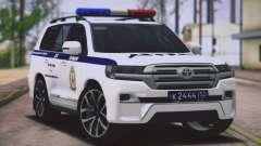 Toyota Land Cruiser 200 ОБ-ДПС Нижегородской обл для GTA San Andreas