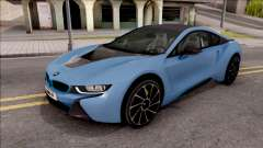 BMW i8 2017 для GTA San Andreas