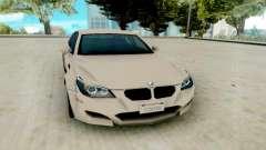BMW M5 E60 Lumma Edition для GTA San Andreas