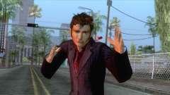 Doctor Who - Tenth Doctor Skin для GTA San Andreas