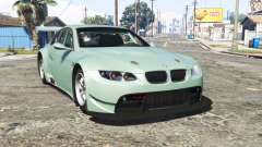 BMW M3 GT2 (E92) [replace] для GTA 5
