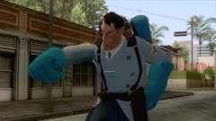 Team Fortress 2 - Medic Skin v1 для GTA San Andreas