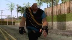 Team Fortress 2 - Heavy Skin v1 для GTA San Andreas