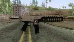 GTA 5 - Combat PDW для GTA San Andreas