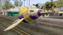 Submarimon Skin для GTA San Andreas