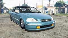 Honda Civic (EK9) для GTA 5