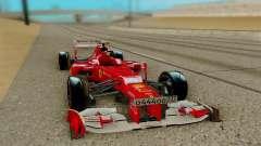 Ferrari Scuderia F2012 для GTA San Andreas