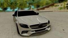 Mercedes-Benz E63 Brabus для GTA San Andreas