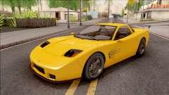 GTA IV Invetero Coquette IVF для GTA San Andreas