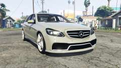 Mercedes-Benz E63 AMG (W212) 2013 [replace] для GTA 5